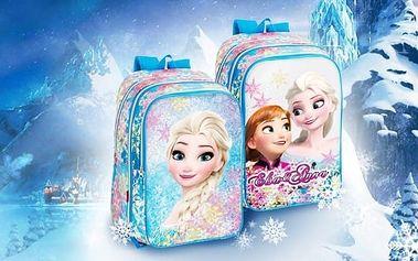 Školní batoh s motivem Frozen