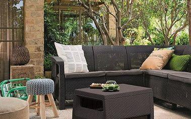 Corfu - Relax set (černá)