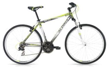 ALPINA ECO C10 Grey-lime vel. XL horské kolo