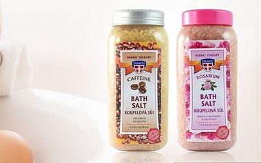 Sůl do koupele 900 g