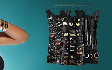 Organizér šperků