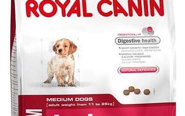 Granule Royal Canin Medium Junior 4 kg