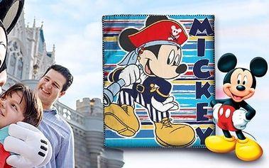 Deka s motivem Mickey Mouse