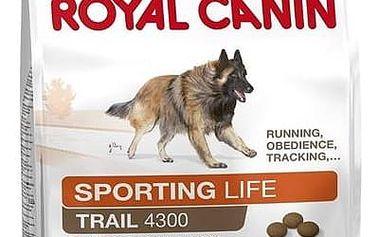 Granule Royal Canin Sporting Trail 15 kg + Doprava zdarma