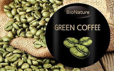 Green Coffee Bean extrakt na hubnutí a detoxikaci organismu-60tbl