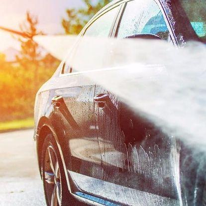 Auťák jako nový: Ruční mytí a čištění