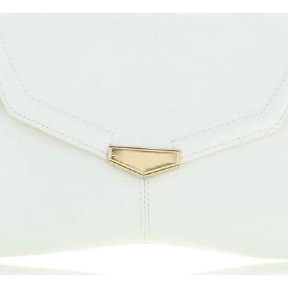 Bílá kabelka Milada