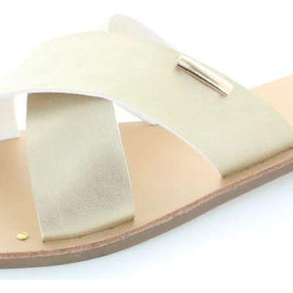 Zlaté pantofle Krista