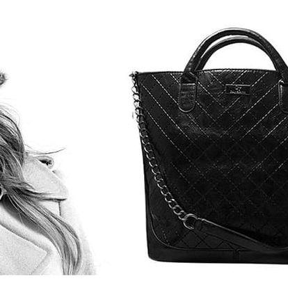 Luxusní dámská kabelka značky CAVALDI CV-03