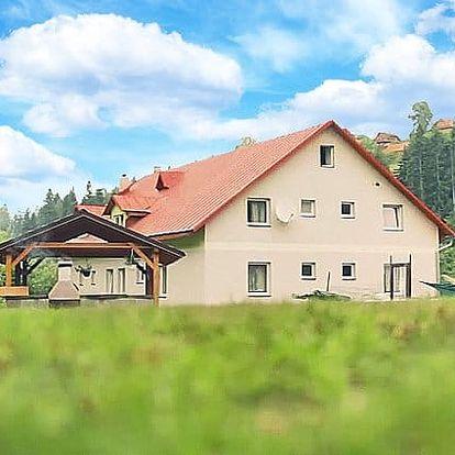 3–6denní pobyt s wellness a polopenzí pro 2 v hotelu Bocy na Slovensku