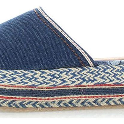 Riflové pantofle Inkas Jeans