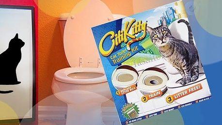 Kočičí toaleta Citi Kitty