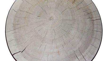 Koberec Merowings Birch Tree Ring, 138cm - doprava zdarma!