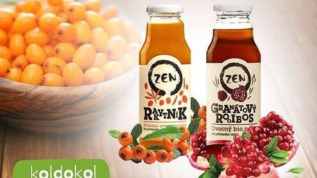 ZEN bio ovocný nápoj