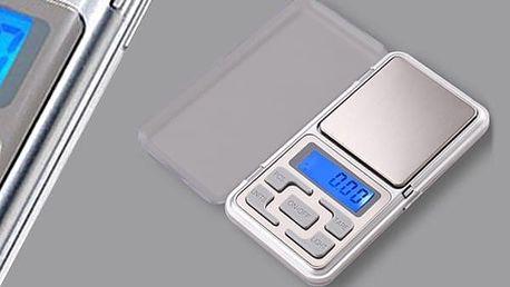 Digitální přenosná váha