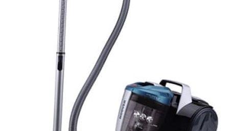 Vysavač podlahový Hoover BREEZE BR71_BR30011 černý/modrý