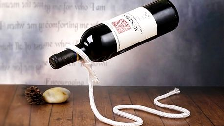 Stojan na víno laso