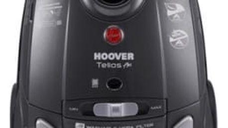 Vysavač podlahový Hoover Télios Plus TE70_TE15011 černý