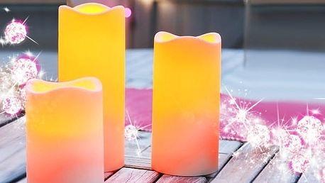 Svíčky na dálkové ovládání