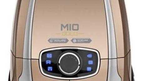 Vysavač podlahový ETA Mio GOLD 1502 90000 zlatá barva + K nákupu poukaz v hodnotě 1 000 Kč na další nákup + Doprava zdarma