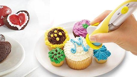 Elektrický zdobič koláčů