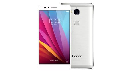 Honor 5X LTE Dual SIM stříbrný