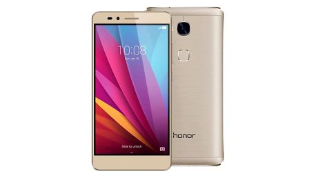 Honor 5X LTE Dual SIM zlatý
