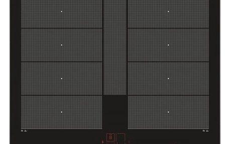Indukční varná deska Siemens EX675LYC1E černá/nerez