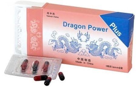 Dragon Power Plus - výživový doplněk PRO PÁNY!