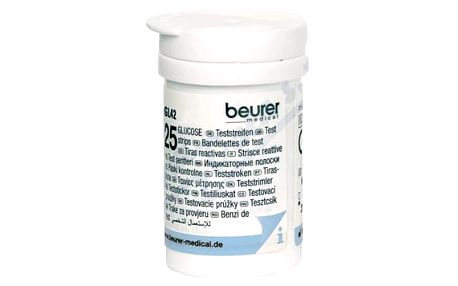 Test. proužky ke glukom. Beurer GL 42 2x25ks