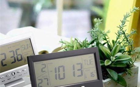 Domácí meteostanice - monitor