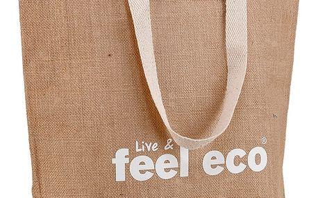 Jutová taška Feel Eco