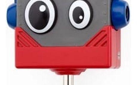 Rozdvojka na sluchátka Robot