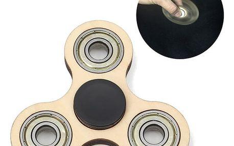 Hračka na uvolnění stresu - fidget spinner