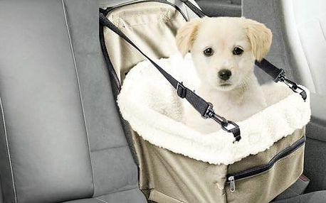 Autosedačka pro psa