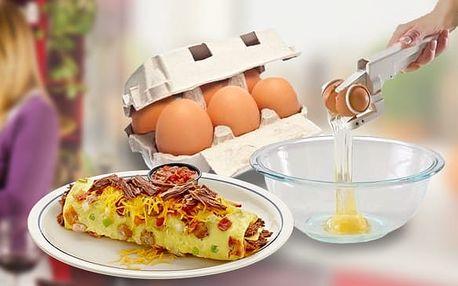 Rozbíječ vajíček - praktický pomocník do kuchyně