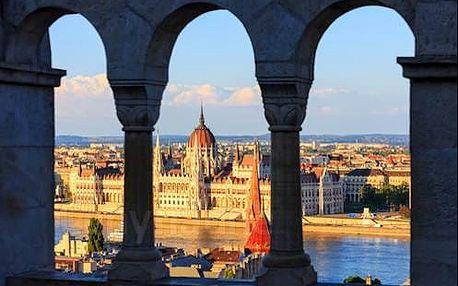 Pobyt v TOP hostelu v centru Budapešti pro 2 osoby. Dítě do 6 let zdarma.