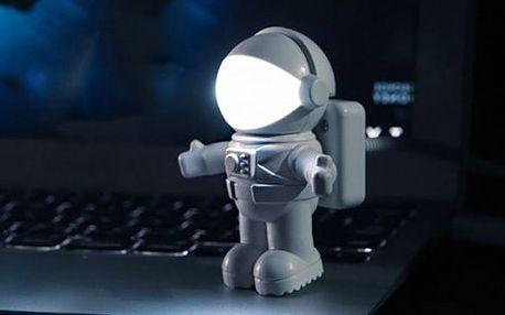 USB lampa Astronaut