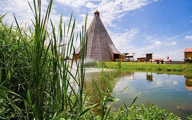 Pobyt v multifunkčním resortu Vigvam