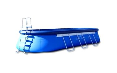 Intex 28194 Bazén ovál s konstrukcí 610x366x122cm