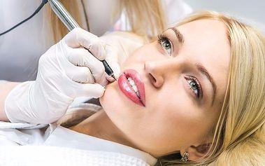 Permanentní make-up pro tvář bez chybičky