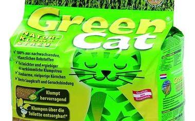 Kočkolit Agros Green Cat 12l