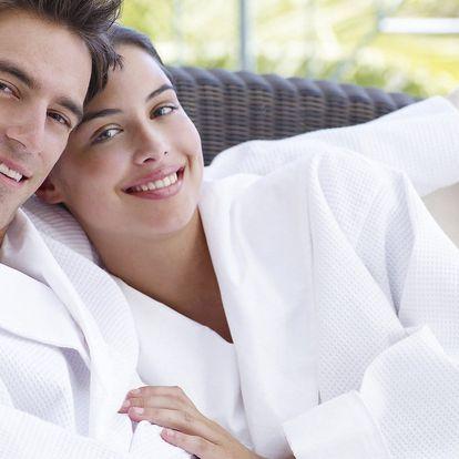 Relaxační kosmetické ošetření pro dva