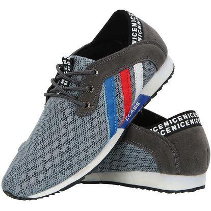 Pánská sportovní obuv Sport - 2. jakost vel. EUR 41, UK 7,5