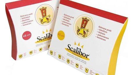 Antiparazitní obojek Scalibor Protectorband pro psy - 65 cm