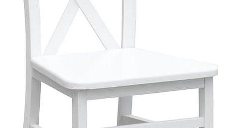 Dřevěná židle Dariusz 2 dub sonoma