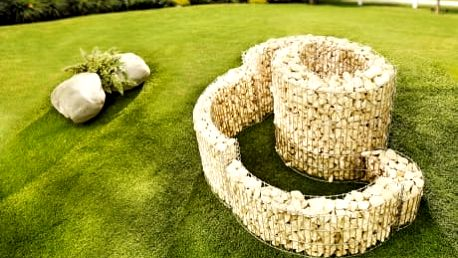Konstrukce na pěstování rostlin, 110x90 cm