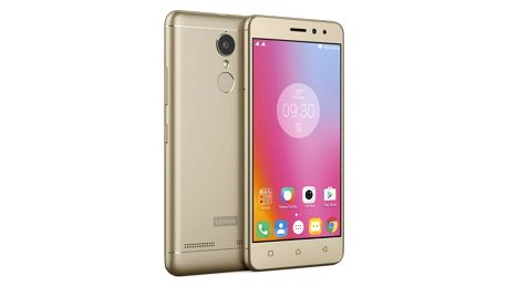 Lenovo Vibe K6 Power Dual SIM Gold