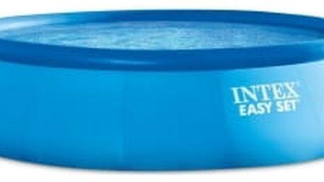 Bazén Intex 4,57 x 1,07 m ( bez filtrace a příslušenství,ale s průchodkami pro napojení filtrace)