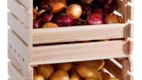Bedýnky na ovoce a zeleninu